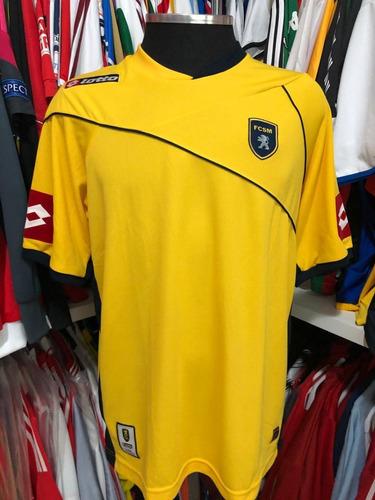 Camisa De Futebol Sochaux França