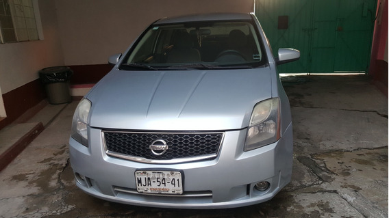 Nissan Sentra Sr 2010 Sr T/m
