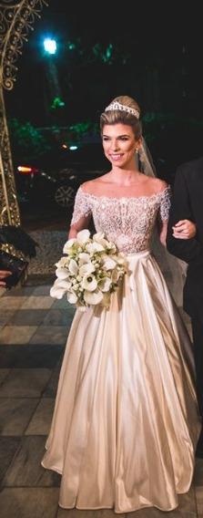 Vestido De Noiva 2 Em 1 Solaine Piccoli