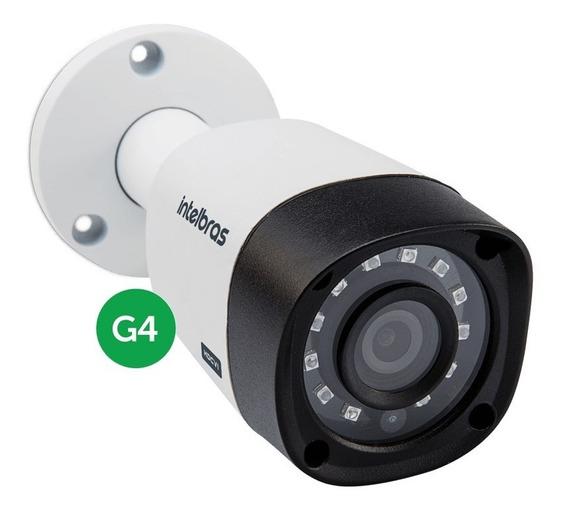 Câmera Intelbras Hdcvi Vhd 1220b G4 Full Hd 3,6 Mm 1080p Nf