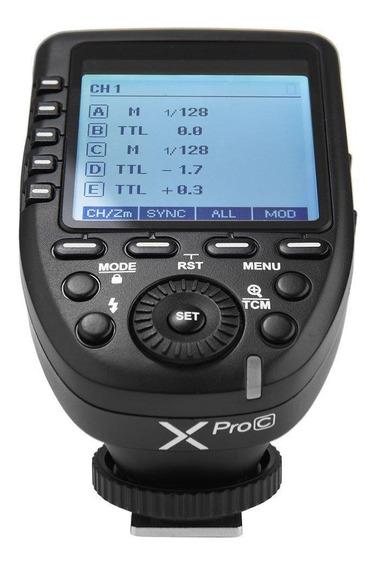 Radio Flash Godox Canon X Pro C ( Ttl/multi )