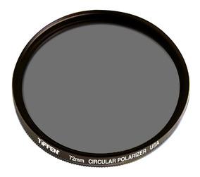 Filtro Tiffen Circular Polarizador 72mm U.s.a.
