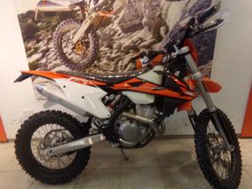 Motocicleta Ktm 350 Exc-f 2018 0km Naranja