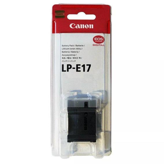 Bateria Canon Lp-e17 Original Canon Brasil