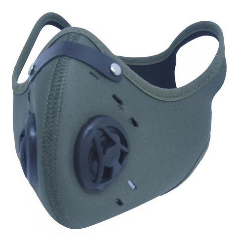 Mascara Antipolucion Tapaboca De Contaminación Ajustable