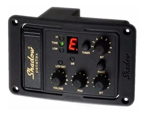 Micrófono Ecualizador Shadow Sh-l4012-a Acústica Afinador
