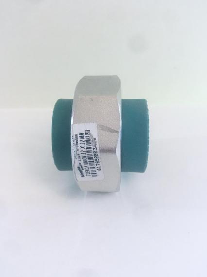 Tuerca Unión 1 Tubo Plus Termofusión ( Paq. 3 Pzas)