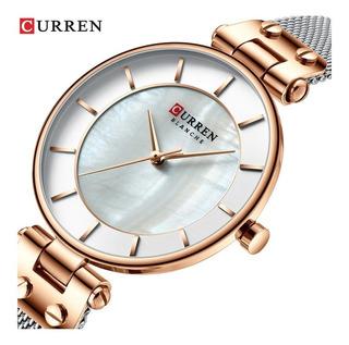 Reloj Dama Con Maquina Japonesa