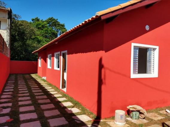 Casa Nova 2 Dorms - R$ 58 Mi Entrada + 130 X R$ 1.000 -1434
