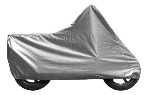 Imagen 1 de 2 de Funda Cubre Moto Cobertor Lluvia Polvo Sol.  Cubre Moto