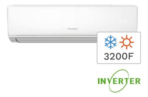 Imagen 1 de 5 de Aire Acondicionado Split Frío/calor Inverter Hyundai Hy6inv-
