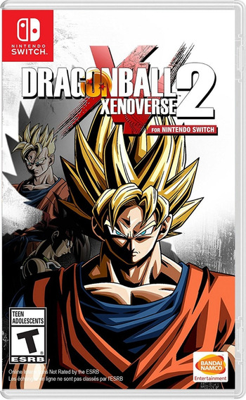 ..:: Dragon Ball Xenoverse 2 ::. Para Switch