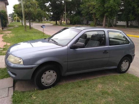 Volkswagen Gol 1.6 2001 3 Puertas