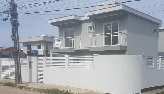 Casa Em Ingleses Do Rio Vermelho, Florianópolis/sc De 126m² 3 Quartos À Venda Por R$ 445.000,00 - Ca282799