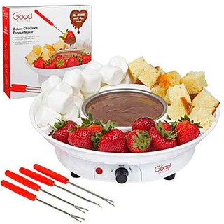 Olla Fondue Good Cooking Gco-cfm-417 Para Chocolate