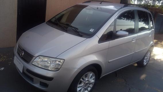 Fiat Idea 2010 Elx 1.4 Flex - Troco Por Carro De Maior Valor
