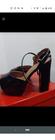 Zapatos Negros De Fiesta