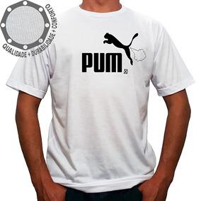 Camiseta Pum Camisa Personalizada