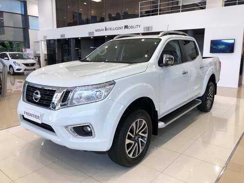Nissan Frontier 2.3 Le  At 2021 #05 Azul/gris/roja