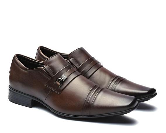 Sapato Jota Pe Pelica - Brown