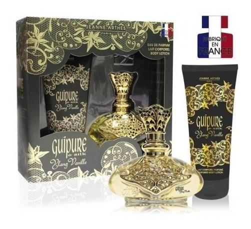 Jeanne Arthes Guipure&silk Perfume E Hidratante Corporal