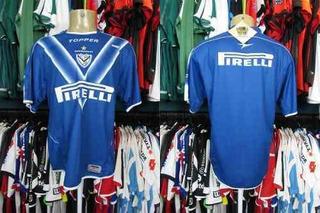 Vélez Sarsfield 2005 Camisa Reserva Tamanho M.