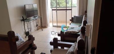Apartamento Com 2 Dormitórios À Venda, 69 M² - Jardim Anhangüera - Ribeirão Preto/sp - Ap2269