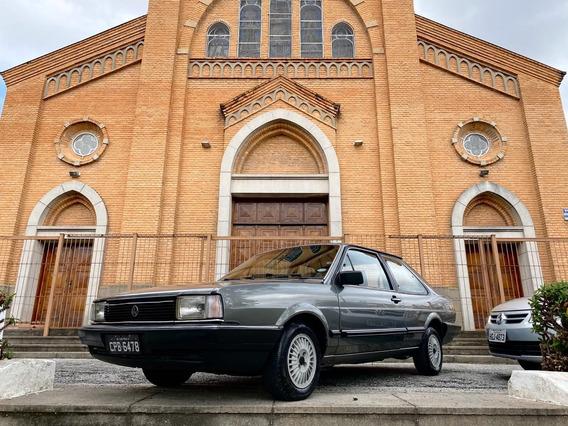 Volkswagen Santana 1.8 Ap!!! Placa Preta!!! Raridade!!!