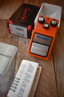 Pedal Phaser Stereo Maxon Japón Pt9 Pro + No Mxr Keeley Boss