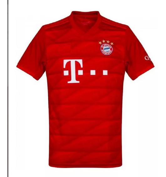 Camiseta Del Bayern Munich (titular 2019/2020) Talle X L