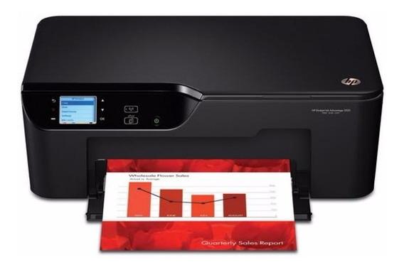 Impresora Multifuncional Hp 3525. Wifi. Usada. 100%funcional
