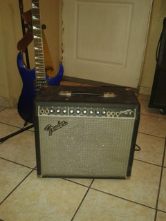 Amplificador Para Guitarra Electrica Fender Princeton 65