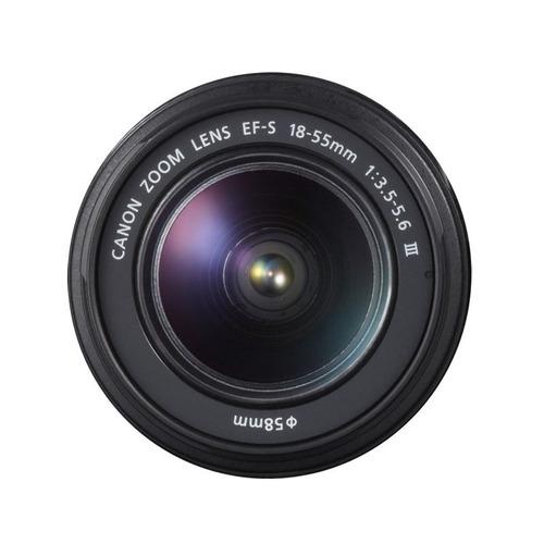 Lente Canon Ef-s 18-55mm Is Stm À Pronta Entrega