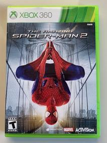 Jogo The Amazing Spider-man 2 Xbox360 Mídia Física