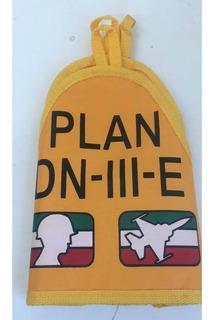 Militar Brazalete Plan Dn3 Emergencia
