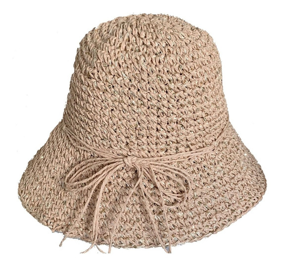 Sombrero Cloche Crochet Niños Compañia De Sombreros 942586