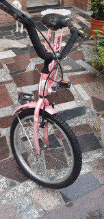 Bicicleta Bmx Barbie Princesa Rod.20