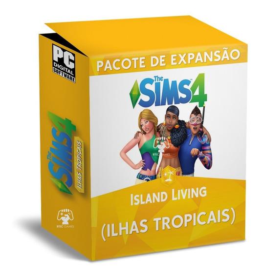 The Sims 4 Ilhas Tropicais Download Island Living Novo Email