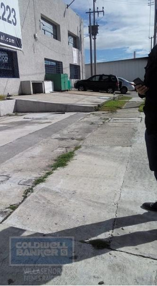 Bodega Nave Industrial En Renta, Lerma, Estado De México