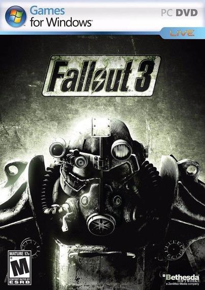 Fallout 3 Pc Steam Key