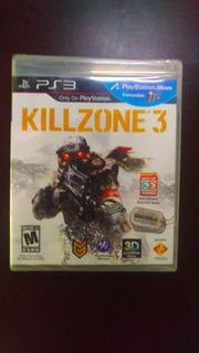 Killzone 3 Ps3 Nuevo Sellado