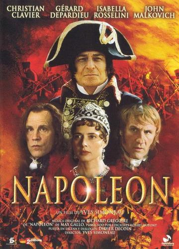 Napoleón( Napoleon Bonaparte - Miniserie - 2 Dvd