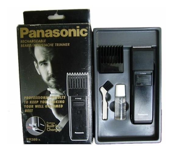 Máquina Aparadora Barba Cabelo Acabamento Panasonic Original