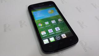 Huawei Ascend Y600 Libre Azul Perlado Impecable Como Nuevo !