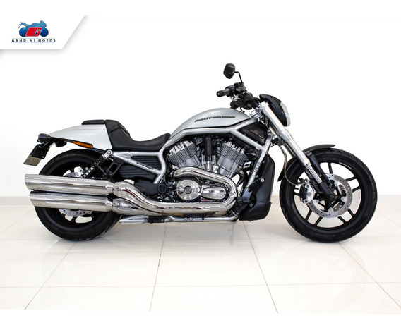 Harley Davidson Vrscdx Night Rod Special Prata