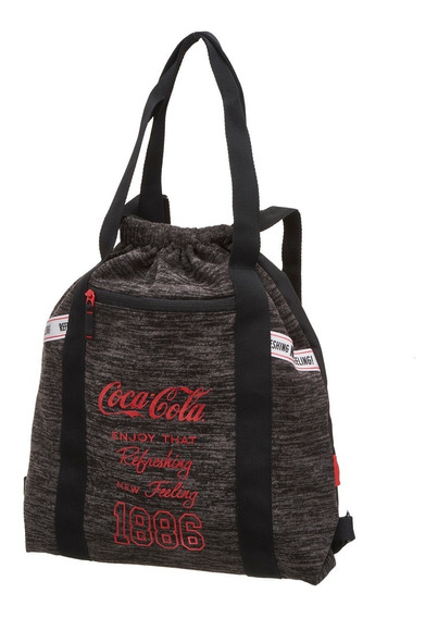 Bolsa Saco Coca Cola Connect - Pacific - Original 7842033
