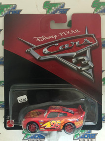 Lightning Mcqueen Relâmpago Cars 3 Disney Mattel