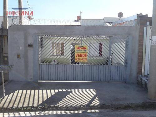 Casa Com 1 Dormitório À Venda, 49 M² Por R$ 180.000,00 - Jardim Santo Antonio - Franco Da Rocha/sp - Ca0425