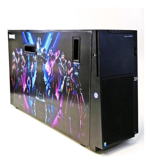 Super Computador Pc Gammer Ibm Xeon Six 32gb Ram 4gb Video