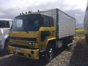 Isuzu Furgon Camión 4x2